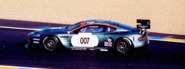 Aston Martin au Mans 2006 photo TLB